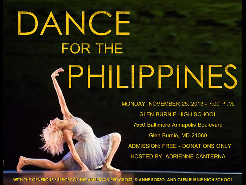 Dance-For-The-Philippines