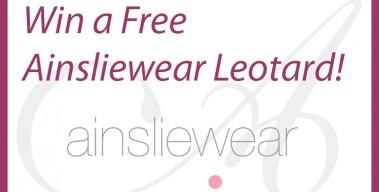 Win a Free Ainsliewear Leotard!