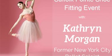 Kathryn Morgan / Suffolk Fitting Event