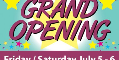 New Location Grand Opening Event!