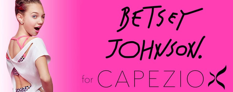 Now In Stock – New Betsey Johnson from Capezio!