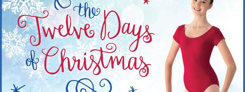 "It's Back – Our ""12 Days of Christmas"" Sale!"