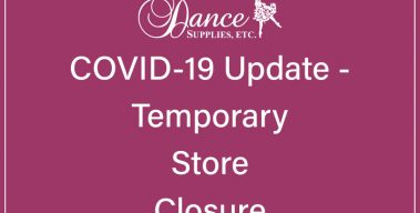 COVID-19 Update – Store Closed March 18-29